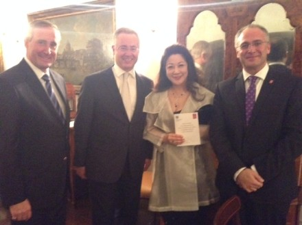 British Embassy  Concert in Rome