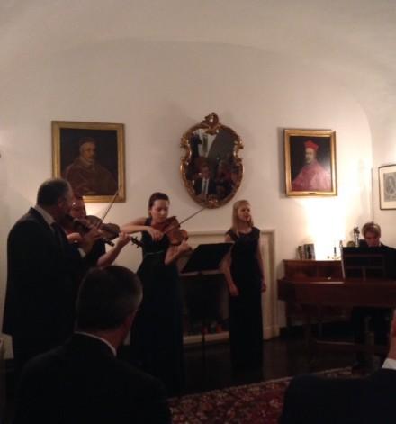 RCM British Embassy Concert Rome