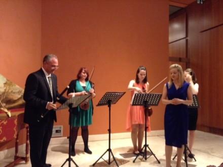RCM Concert  Accademia di Santa Cecilia