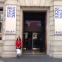 Science Museum Entrance