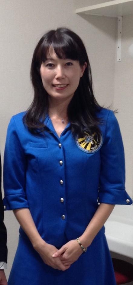 Naoko's photo by Midori