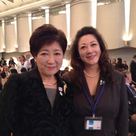 Yuriko and Midori